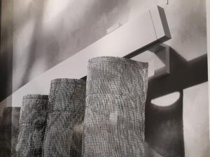 Bastoni reggi tenda in alluminio